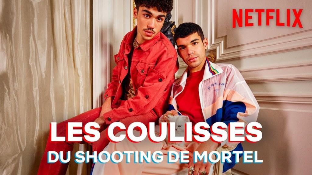 Les coulisses du shooting de Mortel I Netflix France