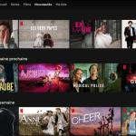 """Le catalogue Netflix se dote d'un onglet """"Nouveautés"""" beaucoup plus précis qu'auparavant"""