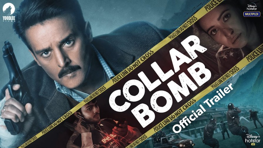 collar Bomb free on Netflix