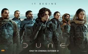 Dune Movie free on Netflix