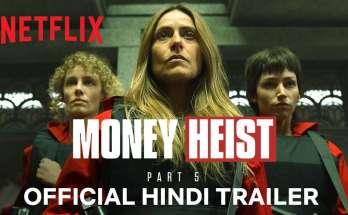 Money Heist part 5 Vol.1 watch free online