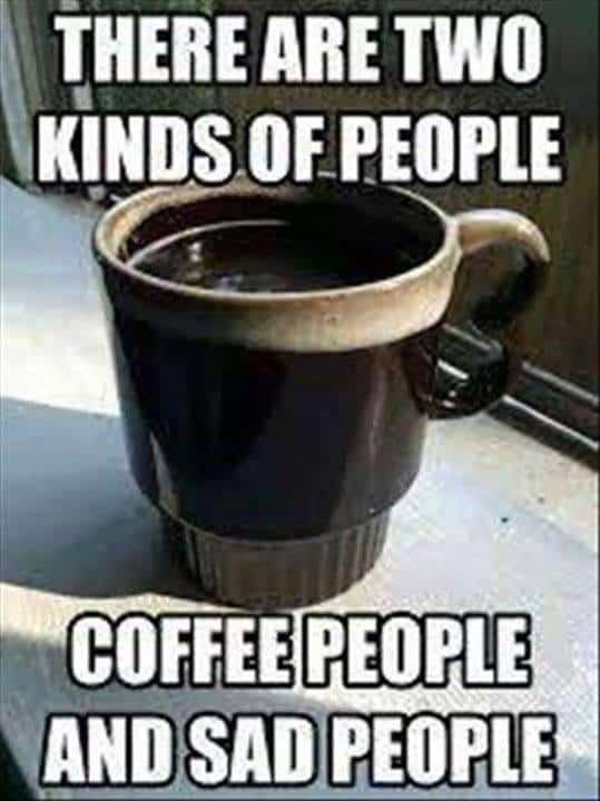 Kaffe mennesker