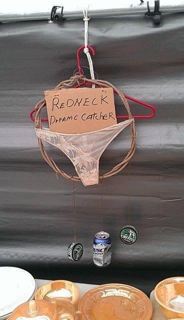 Redneck Dreamcatcher