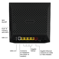 Vdsl2 Wiring Diagram Bmw Symbols D6400 Dsl Modems Routers Networking Home Netgear Product