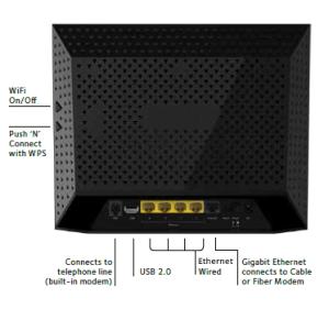 D6200 | DSL Modems & Routers | Networking | Home | NETGEAR