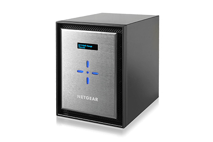 Netgear RN626X00 READYNAS 626X 6-BAY DESKTOP STORAGE