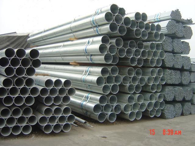 1.5 Inch Galvanized Steel Pipe