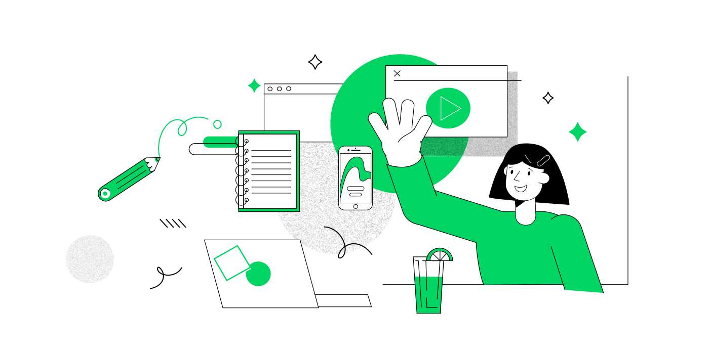 How We Keep Brand Consistency in Our Visual Language – A Design System for Illustrations | Netguru Blog on Product Design