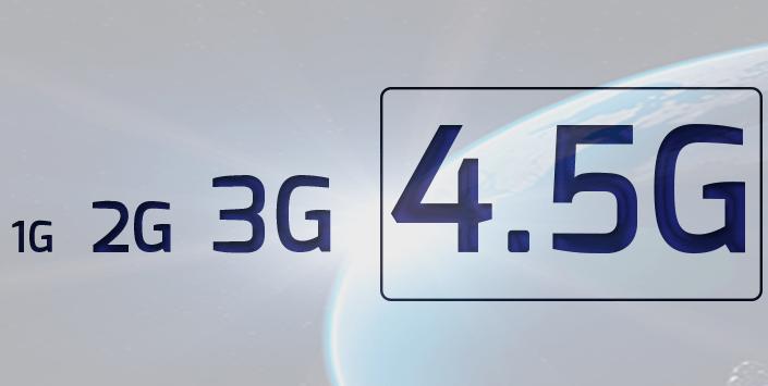 4.5G Türkiye'de kullanıma girdi
