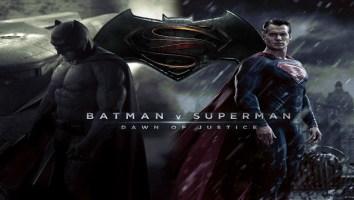 Batman vs Superman Eleştiri