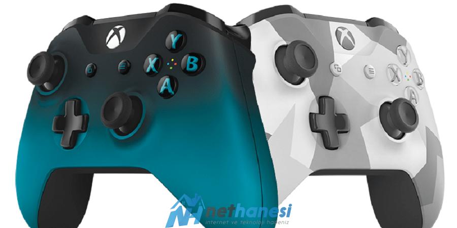 Xbox kontrol