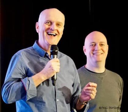 Peter Dickson & Hugh Edwards
