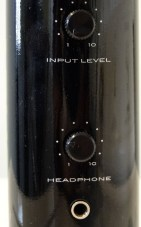 Microphone X™ front view