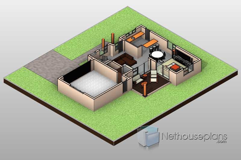 3 Room House Plan Double Storey House Plans For Sale Nethouseplansnethouseplans