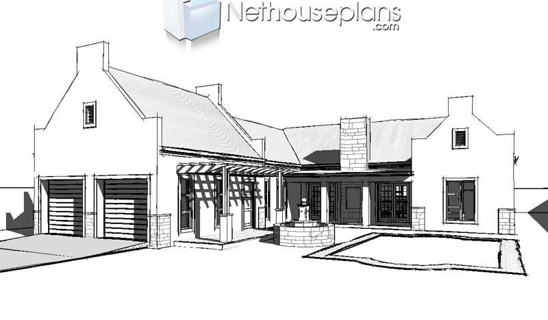 Single storey cape dutch architecture design 4 bedroom single storey house plan 4 bedroom house plans for sale in Cape Town Cape Town Architects Cape Town architecture 4 bedroom house plans with photos 4 bedroom single storey house plans South Africa Single storey house plans pdf downloads Simple 4 bedroom house plans South Africa Western cape architecture 4 bedroom house plan designs in South Africa Small 4 bedroom house plans pdf unique 4 bedroom house plans Nethouseplans