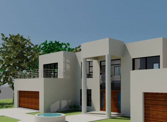House Plans South Africa Nethouseplans M425D 640x467 - View Beautiful Modern House Plans In South Africa  Pics