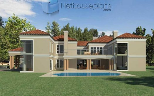Double Storey House Plans South Africa | House Designs ...