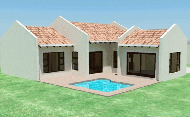 3 Bedroom House Floor Plans In South Africa Www Resnooze