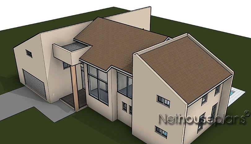 house plans paragon architects home plans house plans floorplanner ranch house plans south africa sbe architects cool house plans family home plans southern living house plans Traditional style house plan, 4 bedroom , double storey floor plans, house plan