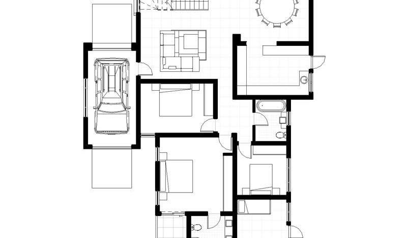 6 Bedroom Double Storey House Plans In South Africa