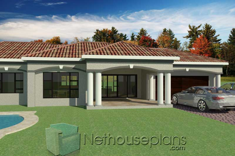 3 Bedroom House Plans South Africa House Designs Plans ...