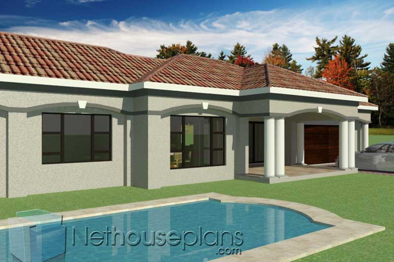3 Bedroom House Plans South Africa|House Designs Plans ...