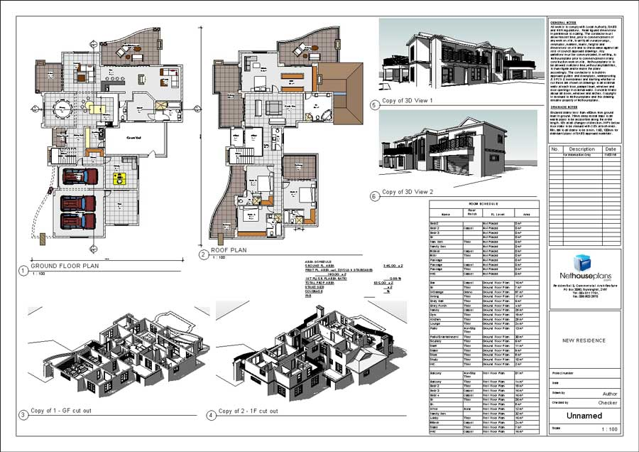 2 storey House Design, modern style house plan, blueprints, house plans drawings, architect's plans, house plans South Africa, house plans collection of house plans in South Africa, Double volume open plan house layout, Stunning home design building plans, architectural designs, buying house plans online, small house plans with photos, Nethouseplans