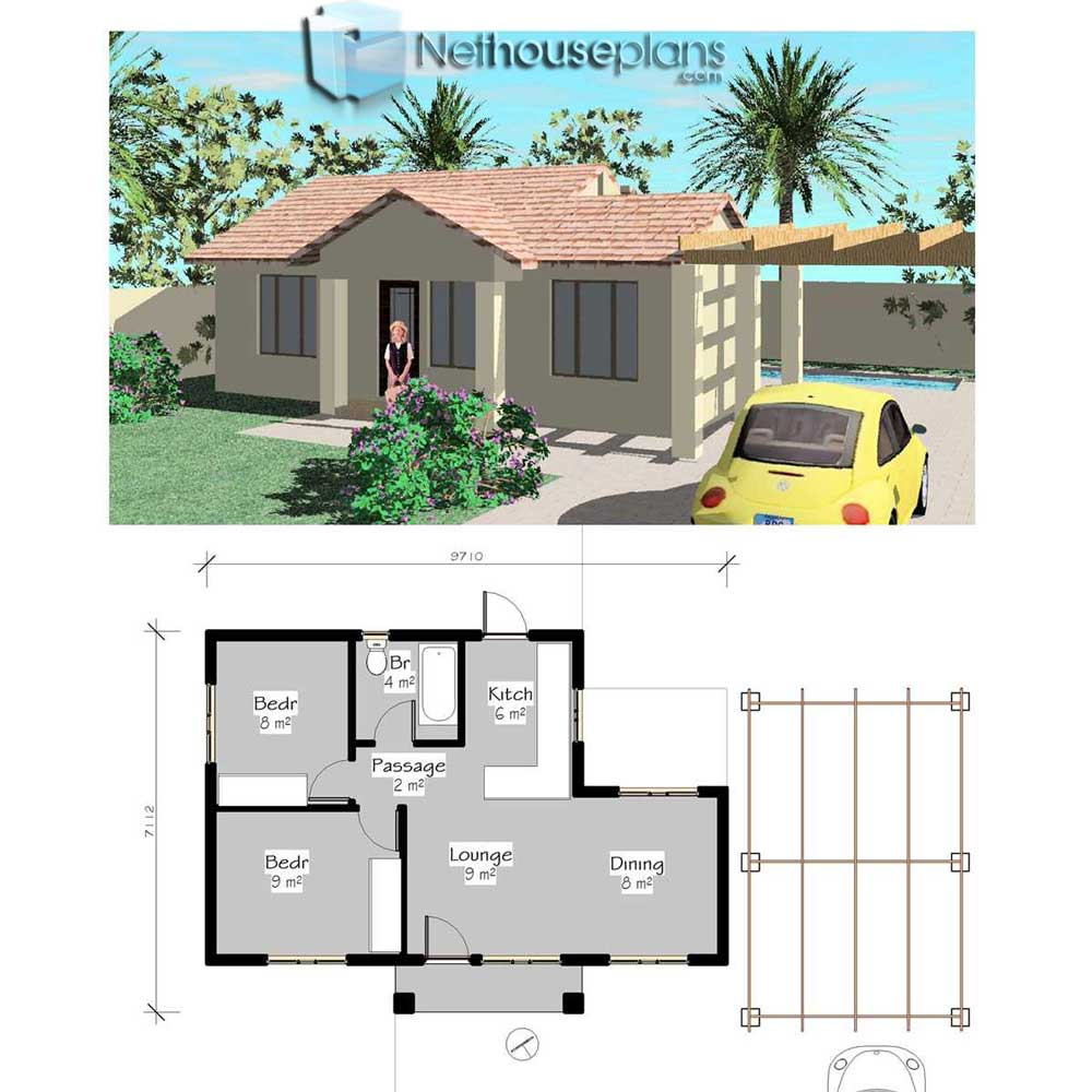 Simple House Plans Small House Plans PDF Free House ...