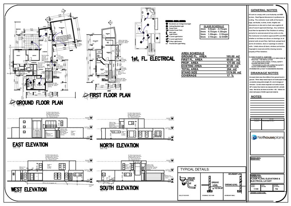 south african house plans with photos  home designs