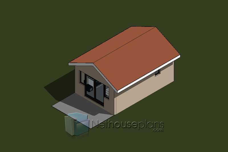 1 Bedroom House Plan Pdf South Africa House Designs Nethouseplansnethouseplans