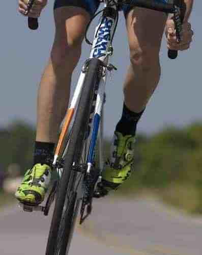 腳踏車坐墊