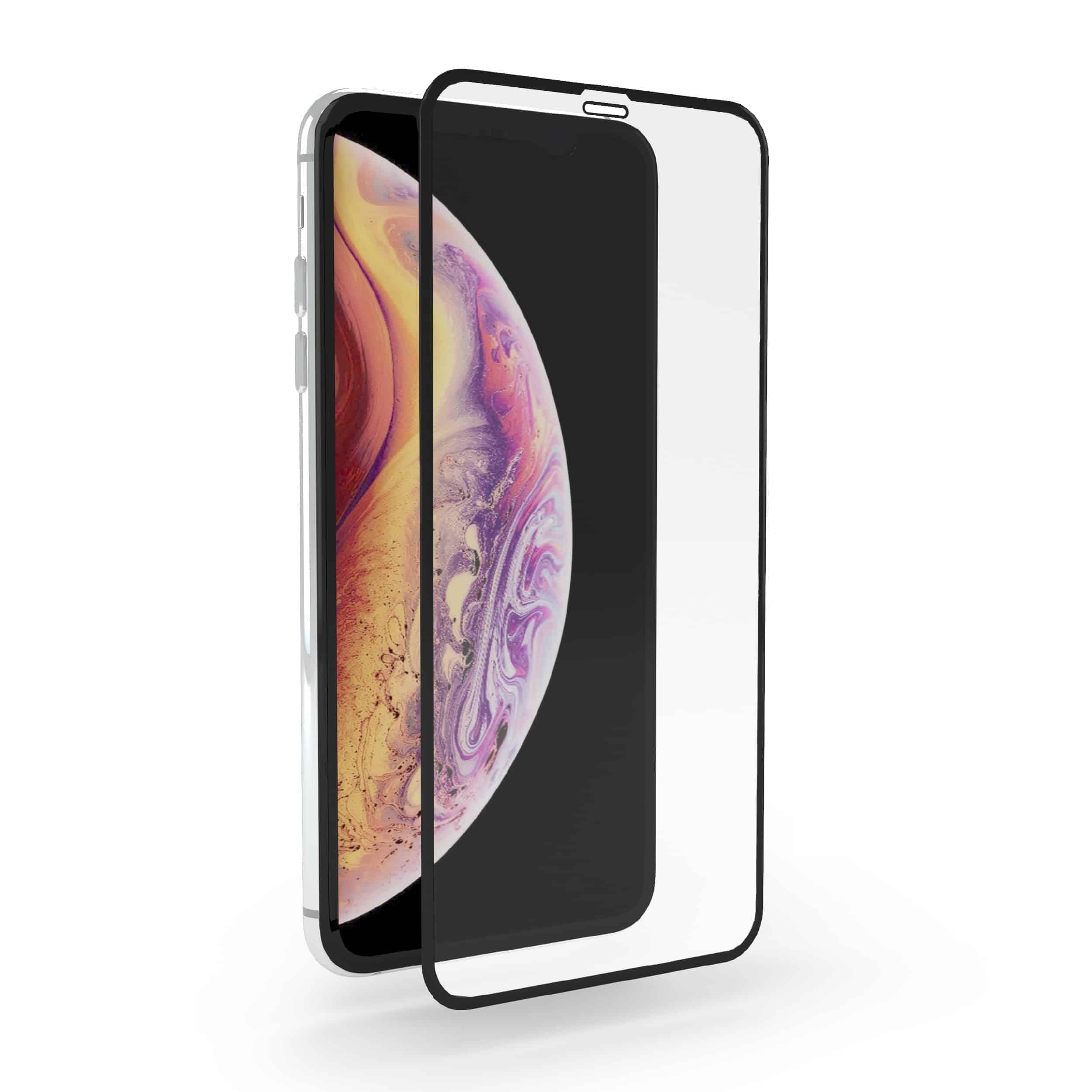 【ThanoTech】 E2E 3D 頂級玻璃螢幕保護貼 for iPhone Xs Max - NETY
