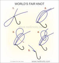 Worlds Fair Knot - How to tie a World's Fair Knot ...