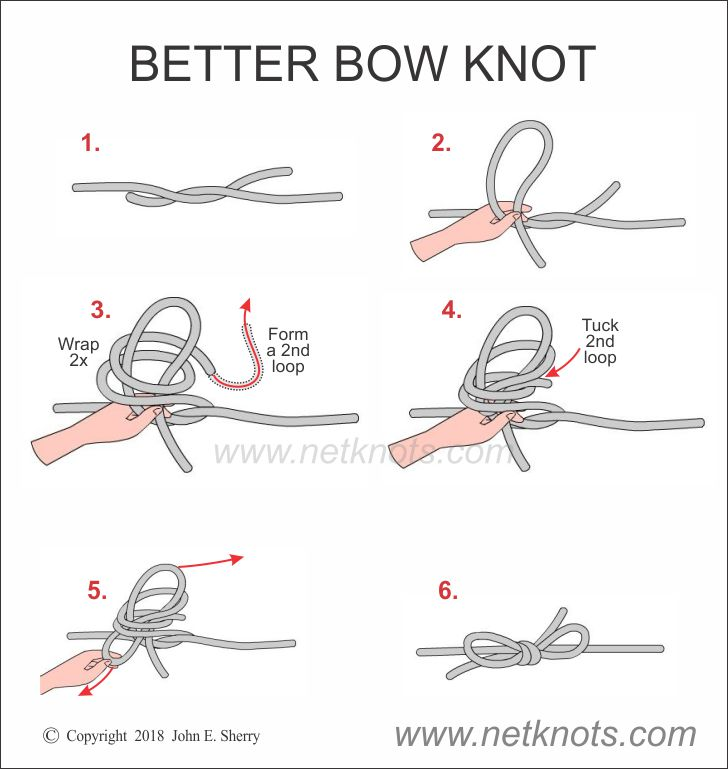 better bow knot how