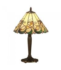 Jamelia Small Tiffany Style Table Lamp - Interiors 1900 64195