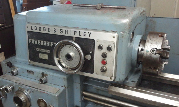 Lodge And Shipley Lathe Parts