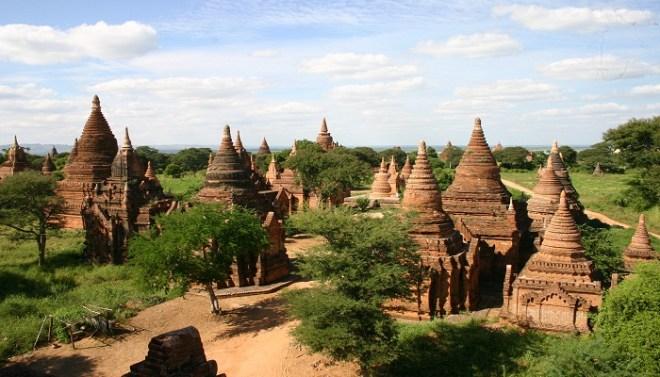 Bagan-Netmarkers