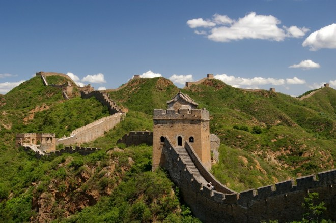Great Wall of China- Netmarkers