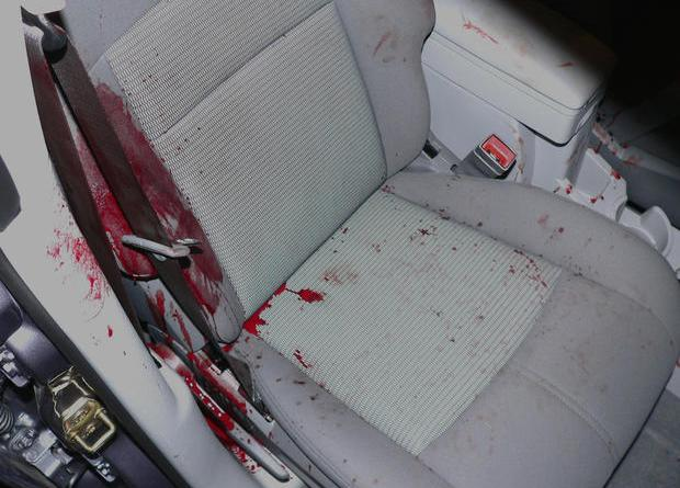 Blood was found in the Martin's car- Jennie's story in New York- Netmarkers