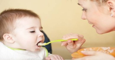 rice cereal to infant-Netmarkers