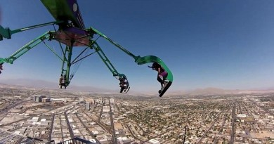 Insanity Stratosphere Hotel and Casino Las Vegas-Netmarkers