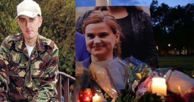 Jo Cox Murderer arrested and charged