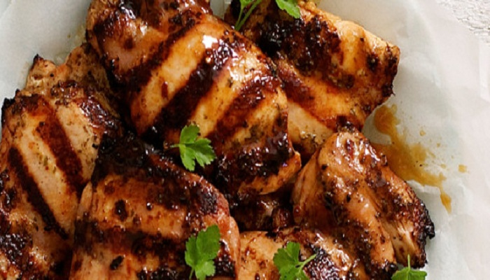 Zucchini and grilled chicken-Netmarkers