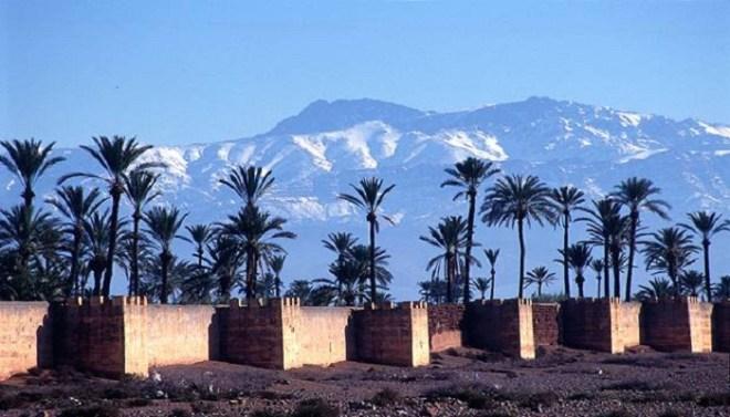 Marrakesh, Morocco-Netmarkers