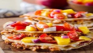 mango-bbq-chicken-quesadillas-Netmarkers