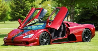 SSC Ultimate Aero- 10 most expensive cars in the world- Netmarkers