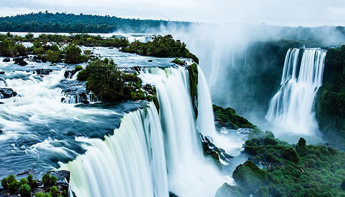 10 most beautiful waterfalls in the world | | Netmarkers ...