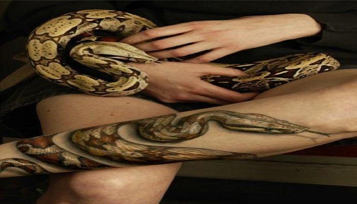 3d-tattoos-snake-netmarkers