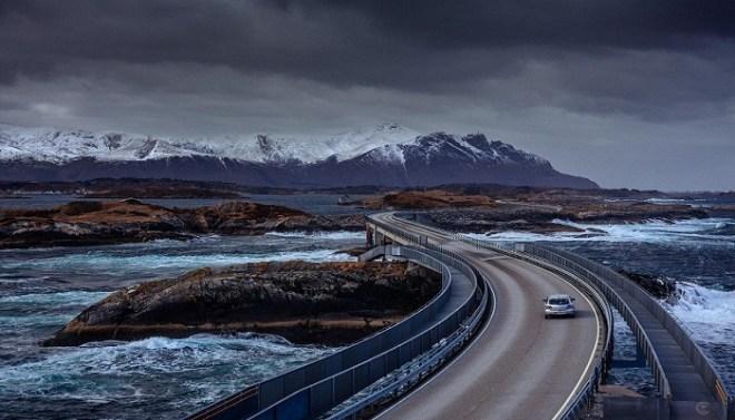 Atlantic-Ocean-Road-Norway-Netmarkers