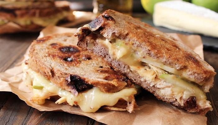 Baked Chicken Sandwiches recipe-Netmarkers